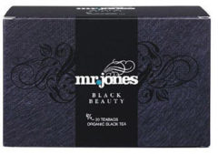 Mr Jones Black Beauty Zwarte Thee Bio (20st)