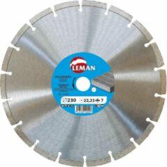 Leman disque diamant turboflex ø 230x7x22.2