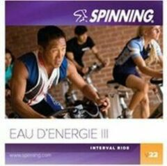 Zwarte Spinning® Music CD Volume 22 - Interval Ride