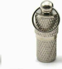 Beeztees Adreskoker - Kattenhalsband - Zilver - 22 mm