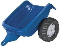Rolly Toys 121700 RollyKid Trailer Aanhanger Blauw