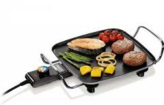 Zwarte Princess 102210 Table Chef Mini - Grillplaat