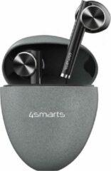 4smarts TWS Bluetooth In-Ear Draadloze Oordopjes Grijs