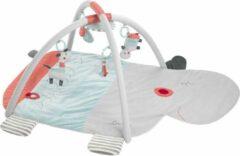 Fehn Activity Speelkleed Nijlpaard Lichtgrijs 110 Cm