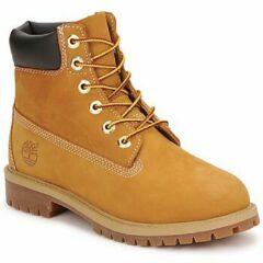 Beige Boots en enkellaarsjes 6 In Premium WP Boot by Timberland