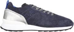 Blue Hogan Rebel Scarpe sneakers donna camoscio r261