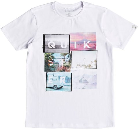 Immagine di Quiksilver Local Motive T-Shirt Boys