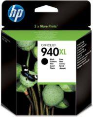 Zwarte HP 940XL Inktcartridge - Zwart