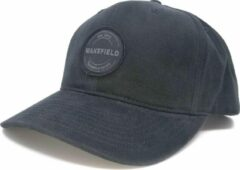 Wave Pet Zwart - Zwarte Baseball Cap - Wakefield Caps