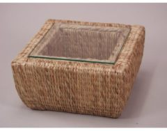 Möbel direkt online Moebel direkt online Beistelltisch handgeflochten Tisch