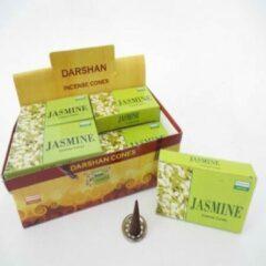 Darshan incense sticks DARSHAN WIEROOK KEGELTJES JASMIJN