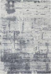 Antraciet-grijze MOMO Rugs - Laagpolig vloerkleed MOMO Rugs Temptation Model #2 - 170x240 cm