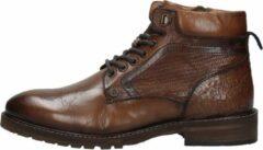 Australian Footwear Bruine Australian Veterschoenen Tottenham Leather