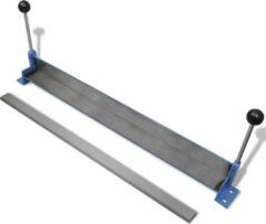 VidaXL Metalen plaat vouwmachine 760 mm (incl. Werkhandschoenen)