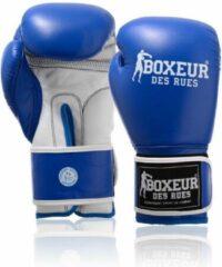 Blauwe Boxeur Des Rues Training Gloves-blue