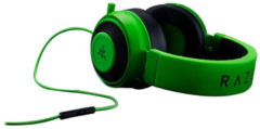 Razer - Kraken Pro v2 - Green (Oval Ear Cushion) Gaming Headset