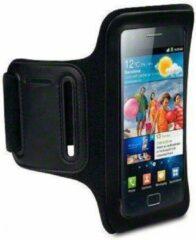 Zwarte DualFit Armband voor de Samsung Galaxy S II easyfit