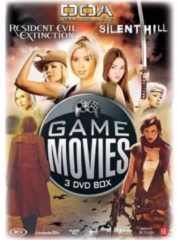 Game movies (DVD)