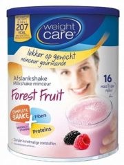 Weight Care Afslankshake Bosvruchten Duo (2x436g)