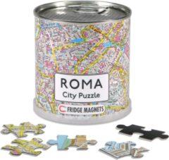 Craenen/Extragoods City Puzzle Rome - Puzzel - Magnetisch - 100 puzzelstukjes