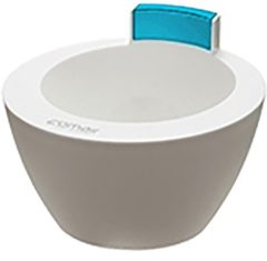 Comair - Verfbakje&Treatment Bowl - Wit/Blauw - 350 ml