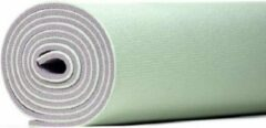 Yogi & Yogini PVC Yogamat Deluxe Groen