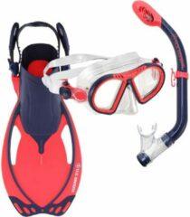 US Divers Toucan Set - Snorkelset - Kinderen - Roze/Paars - 25-31