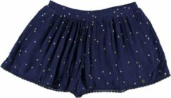 Superdry soepel blauw relaxed fit short - Maat L