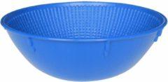Blauwe Schneider Kunststof deegrijsmand 1500 gram