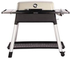 Everdure Furnace Barbecue Gas 30 mBar - RVS/Aluminium/Kunststof - Wit