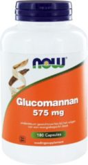 Glucomannan 575 mg - NOW Foods