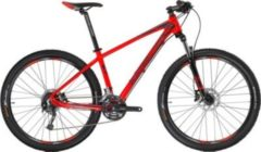 27,5 Zoll Herren Mountainbike 24 Gang Shockblaze... rot, 52cm