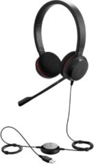 JABRA A GN Netcom Company Jabra Evolve 20 MS stereo - Headset 4999-823-109