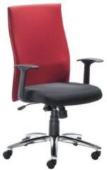 Mayer Sitzmöbel MAYER SITZMÖBEL Bürostuhl My Ergostar, Rot-Schwarz