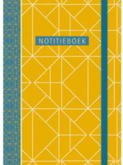 Deltas Notitieboek (klein - A6) - Patterns