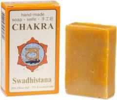 Yogi & Yogini Zeep 2e Chakra Swadhistana