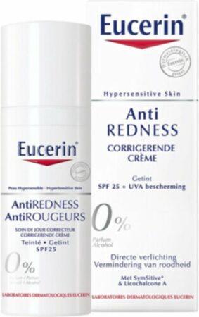 Afbeelding van Eucerin Hypersensitive corrigerende creme lichte textuur 50ml