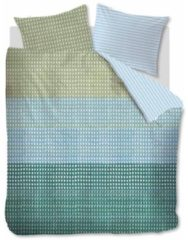 Groene Oilily Closer - Dekbedovertrek - Lits-jumeaux - 260x200/220 cm + 2 kussenslopen 60x70 cm - Green