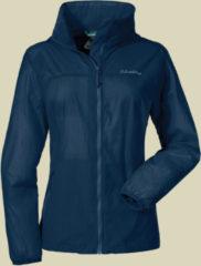 Schöffel Windbreaker L1 Jacket Women Damen Windjacke Größe 40 dress blues
