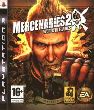 Afbeelding van Electronic Arts Mercenaries 2 World In Flames Game PS3