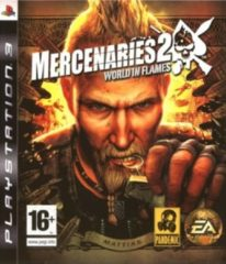Electronic Arts Mercenaries 2 World In Flames Game PS3