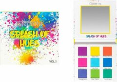 Fuchsia Beauty Creations Splash Of Hues Vol 1 Eyeshadow - EBL9C