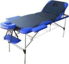 Sonstiges Massageliege Alu Belastbarkeit bis 230 kg, Blau