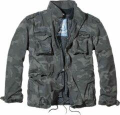 Brandit Jas - Jack - M65 - Giant - zware kwaliteit - Outdoor - Urban - Streetwear - Tactical - Jacket Jack - Jacket - Outdoor - Survival Heren Jack Maat S