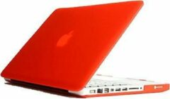 By Qubix - MacBook Pro Retina 13 inch cover - Rood