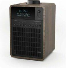 Bruine Revo SuperSignal - DAB+ Radio - Walnoot/Zwart