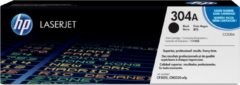 HP CC530A / HP 304A - Tonercartridge / Zwart