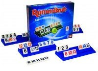 Goliath Gezelschapsspel - Rummikub The Original - XXL