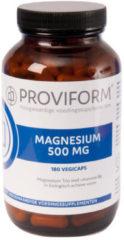 Proviform Magnesium 500mg Vegicaps 180st