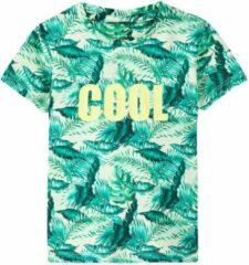 Groene Name It T-shirt Jeson spray